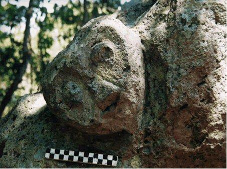 Sarkofagus di Temang Dongan, Lopok